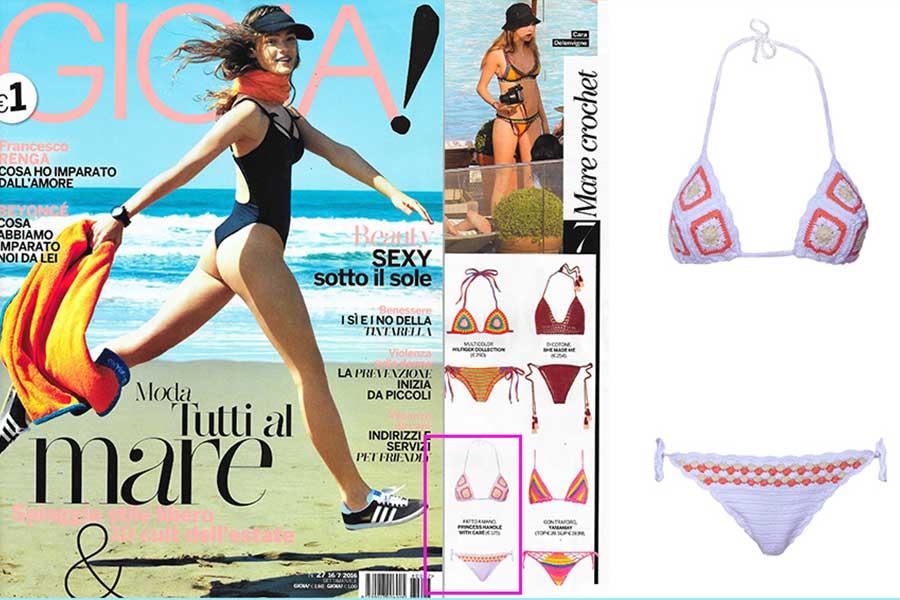 Bikini Made in italy Princess Handle With Care