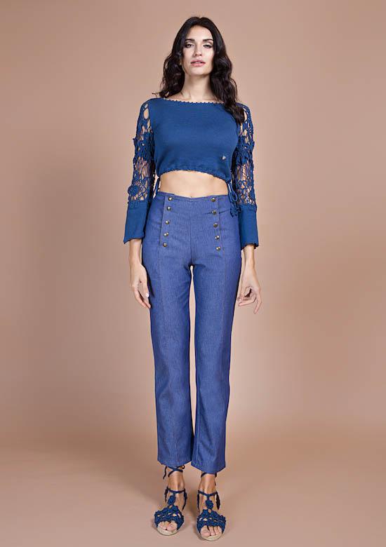 jeans estivo donna
