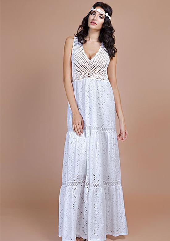 collezione estiva donna abiti lunghi princess handle with care
