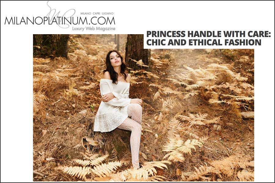 princess handle with care moda etica