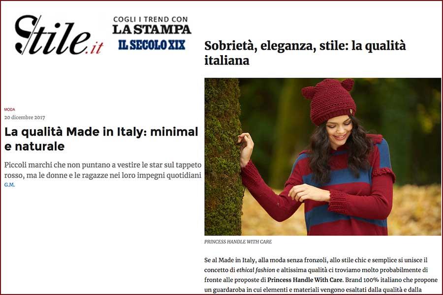 Maglieria Made in Italy da Donna