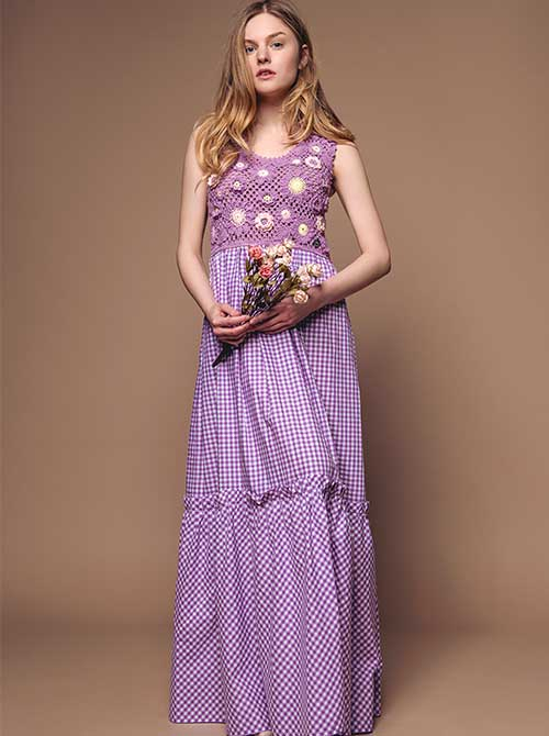 abito-lungo-balza-cotone-lilla-fiori