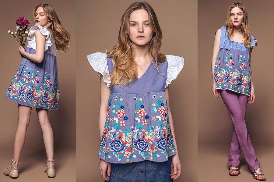 tendenza floreale abbigliamento primavera estate 2018