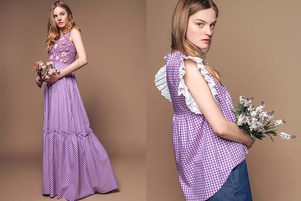 abbigliamento donna made in italy estate 2018