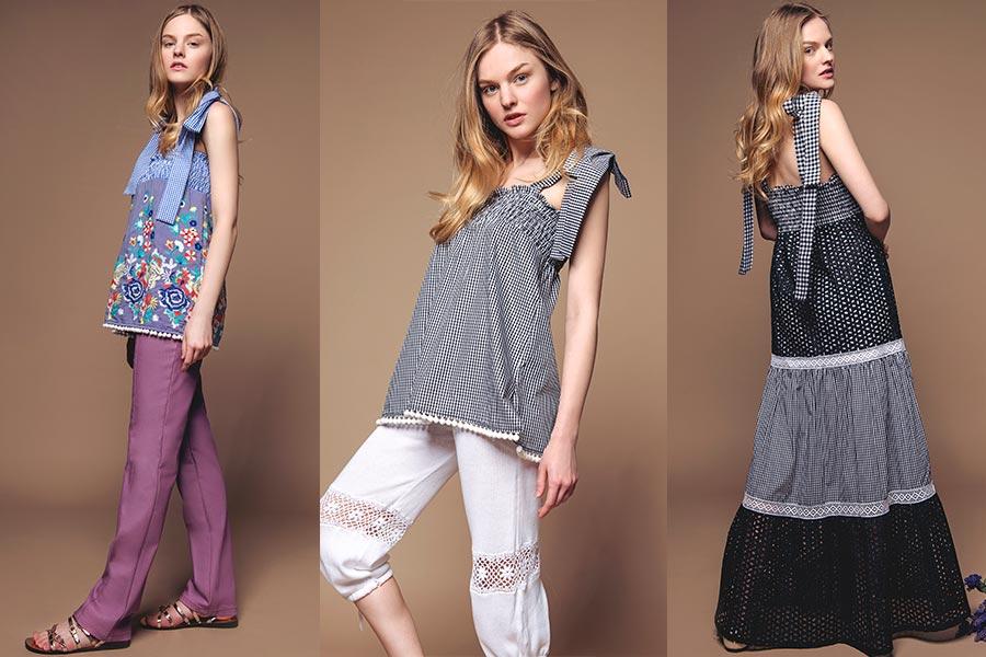 tendenza moda estate 2018 fiocchi sulle spalle