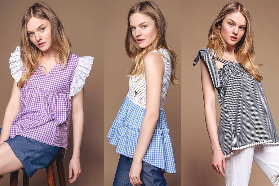 Trend estate: vestiti a quadri e quadretti