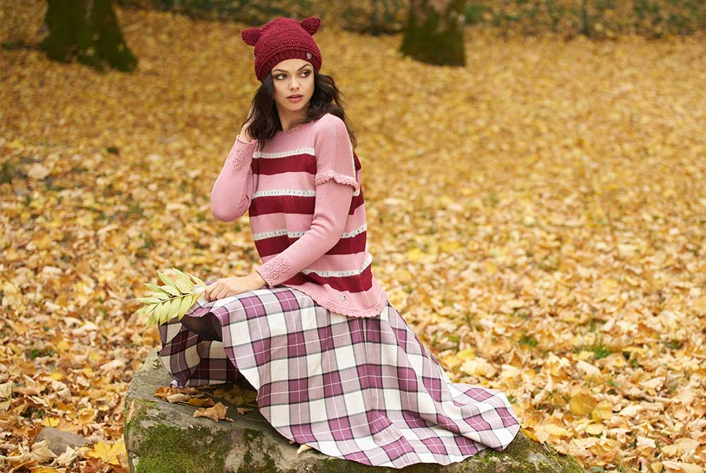 collezione invernale donna made in italy